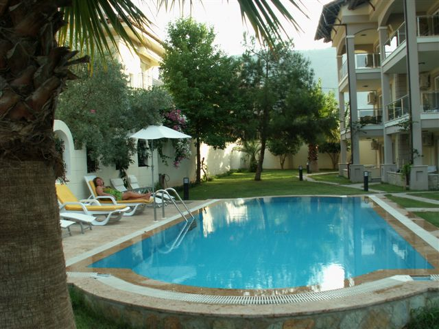 Luxury private holiday apartment for rental in Turkey